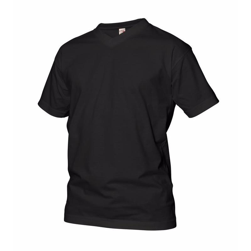 4fcfc834331 T-shirts, Grote maten v-hals shirts maat 6XL, Feestartikelen-shop.nl